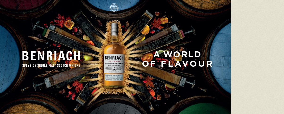 BenRiach Paid Partnership