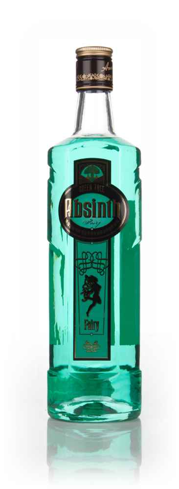 Green Tree Absinth Fairy
