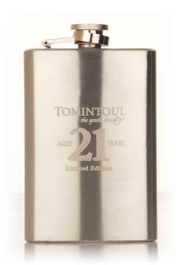 Tomintoul Hip Flask