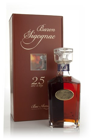 Baron de Sigognac 25 Year Old