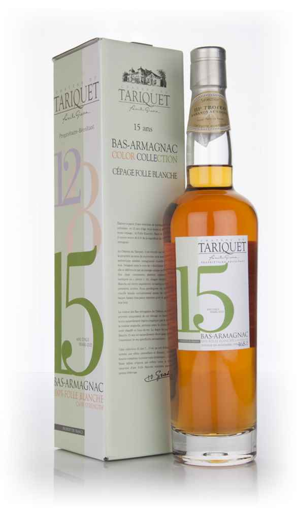 Château du Tariquet - Color Collection 15 Year Old