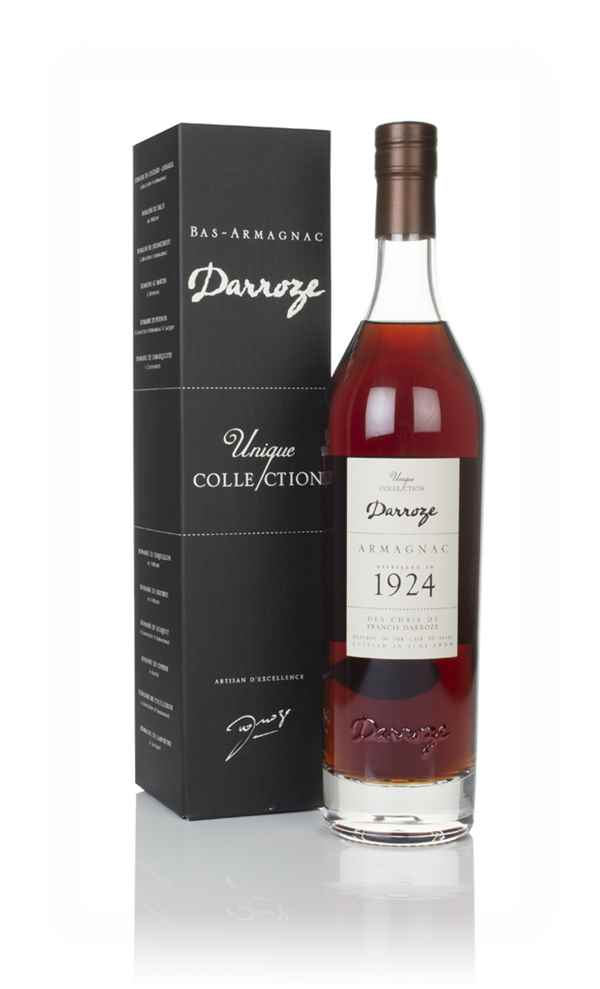 Darroze 57 Year Old 1924 Des Chais De Francis - Unique Collection