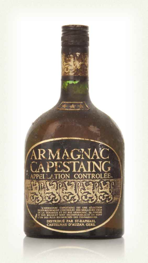 Capestaing Armagnac 3 Star - 1960s