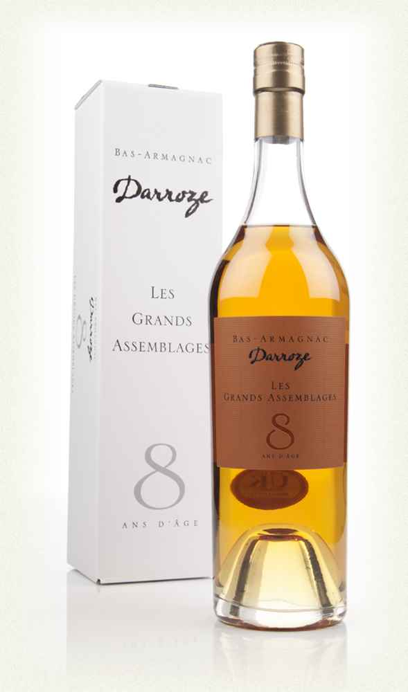 Darroze Grands Assemblages 8 Year Old Bas-Armagnac