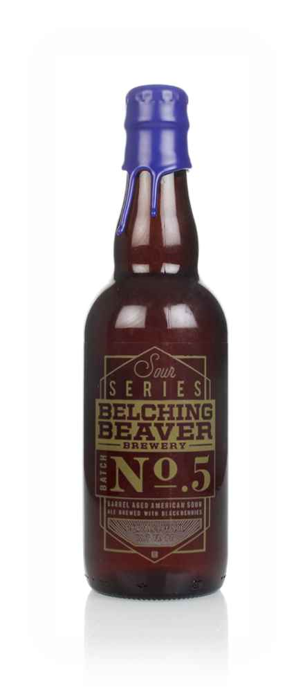 Belching Beaver Batch No.5 (Sour Series)