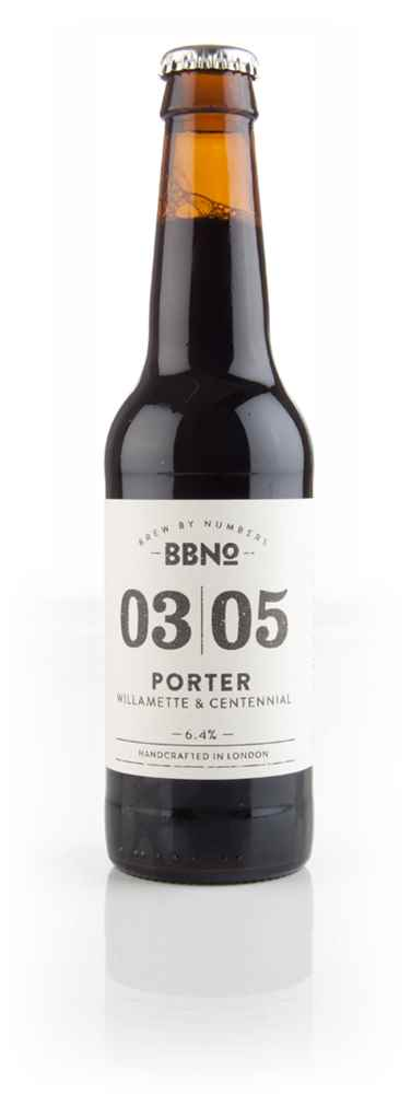 Brew By Numbers 03|05 Porter (Willamette & Centennial)