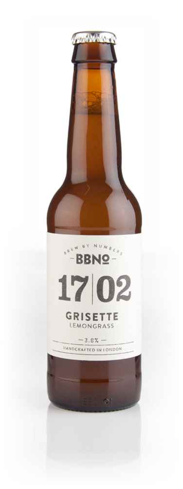 Brew By Numbers 17|02 Grisette Lemongrass
