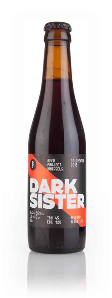 Brussels Beer Project Dark Sister