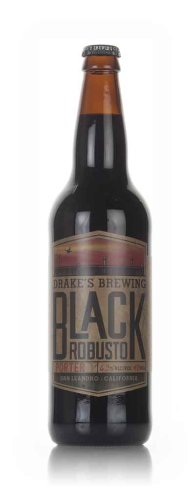 Drake's Brewing Co. Black Robusto Porter