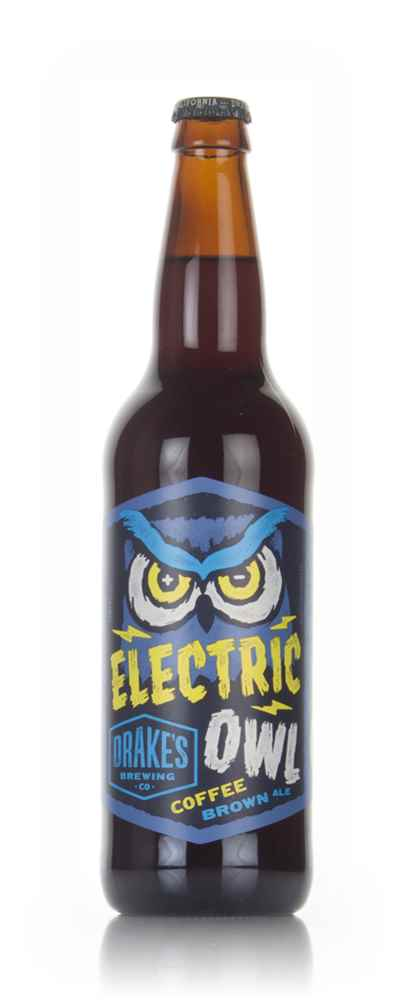 Drake's Brewing Co. Electric Owl