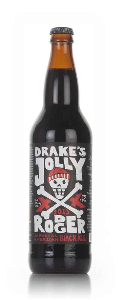 Drake's Brewing Co. Jolly Rodger 2013