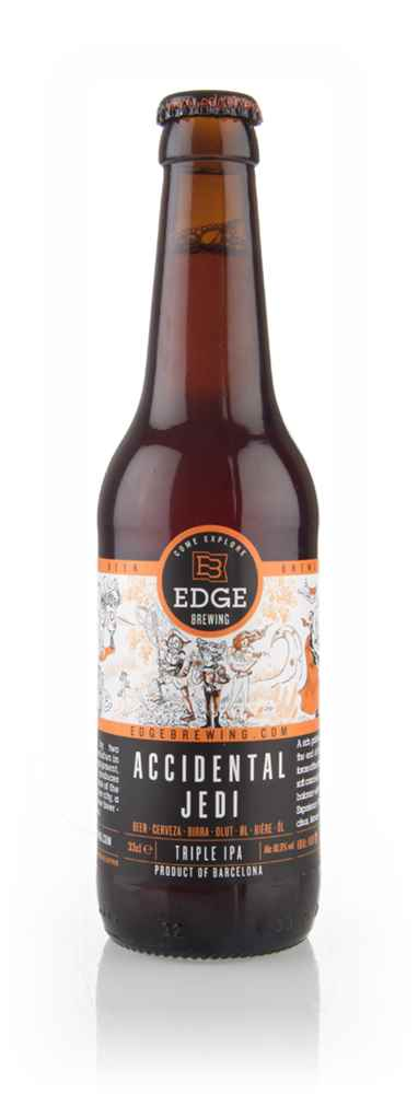 Edge Brewing Accidental Jedi Triple IPA