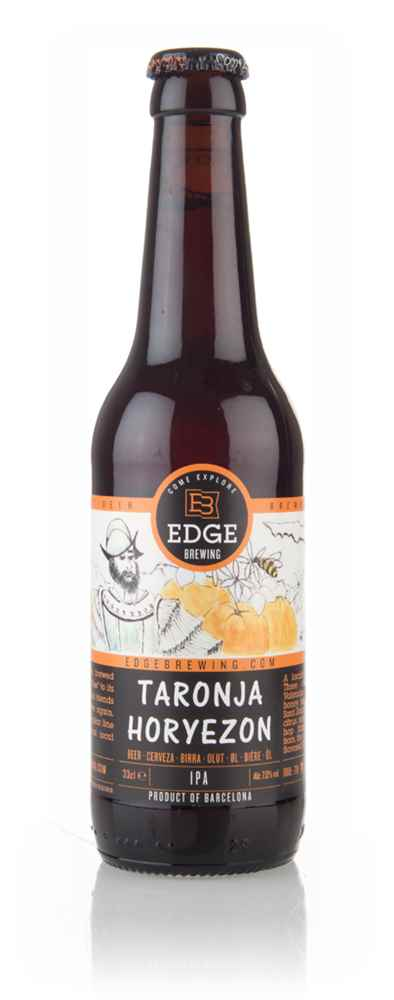 Edge Brewing Taronja Horyezon (after Best Before Date)