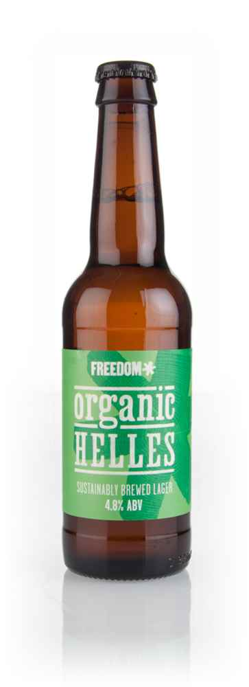 Freedom Brewery Organic Helles