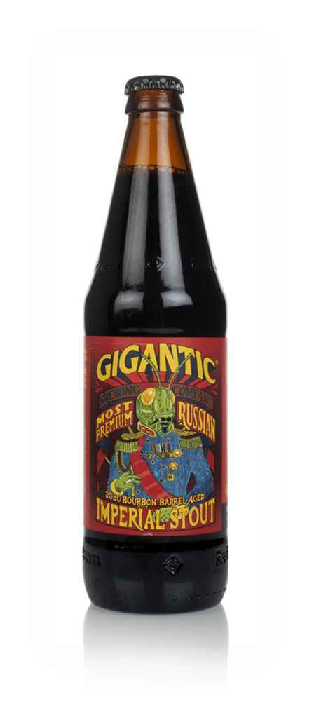 Gigantic Most Premium Russian Imperial Stout 2020