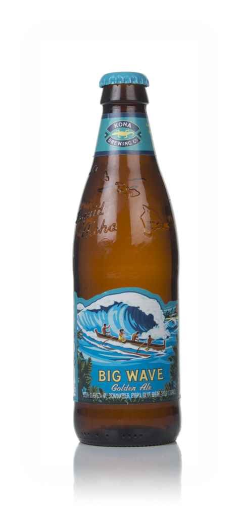 Kona Big Wave Golden Ale (35.5cl)