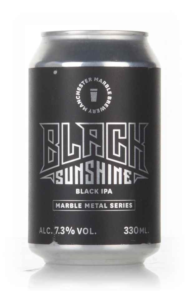 Marble Brewery Black Sunshine