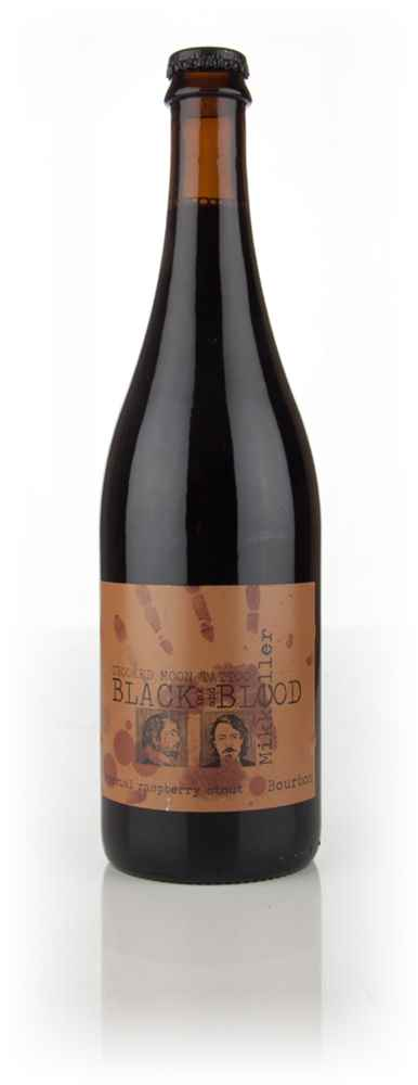 Mikkeller Black Ink & Blood Bourbon Barrel Aged