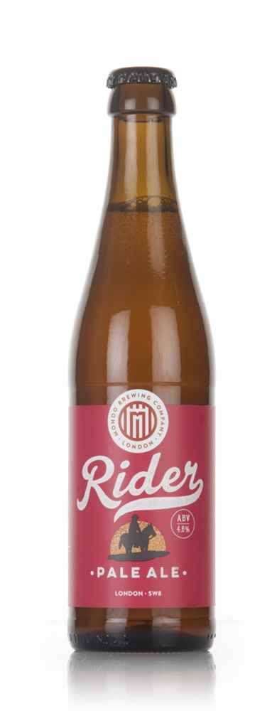Mondo Rider Pale Ale (after Best Before Date)