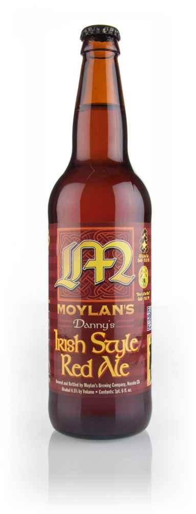 Moylan's Danny's Irish Style Red Ale