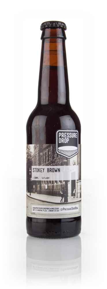 Pressure Drop Stokey Brown (within a few weeks of best before date)