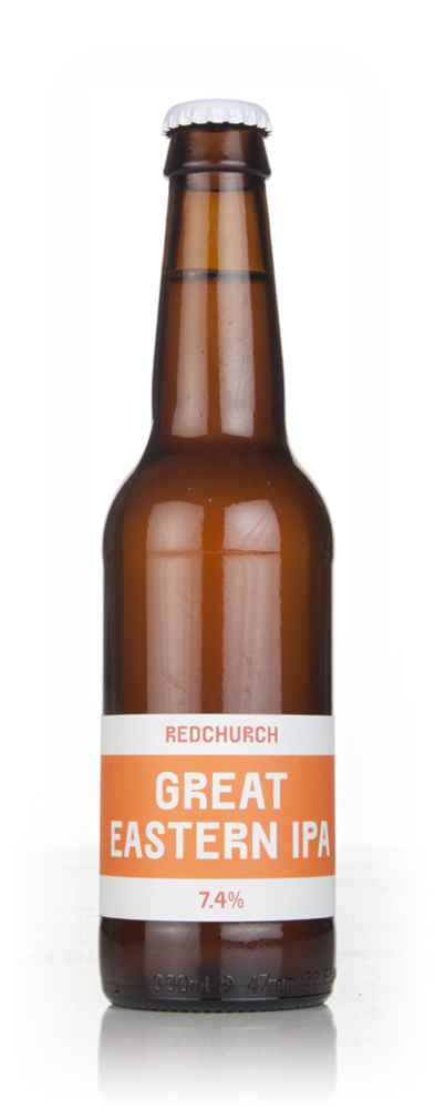 Redchurch Great Eastern IPA (after Best Before Date)