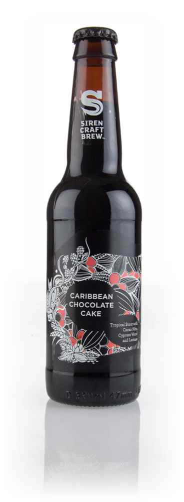 Siren & Cigar City Caribbean Chocolate Cake
