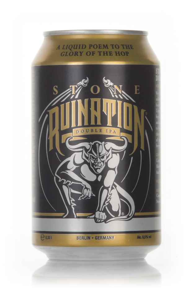 Stone Ruination Double IPA