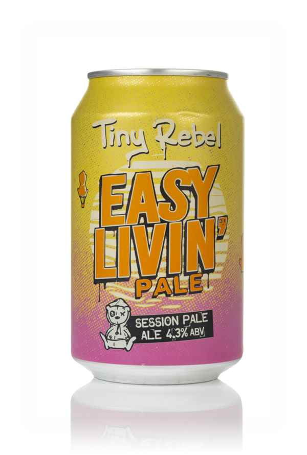 Tiny Rebel Easy Livin' Pale