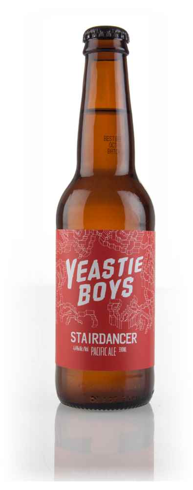 Yeastie Boys Stairdancer
