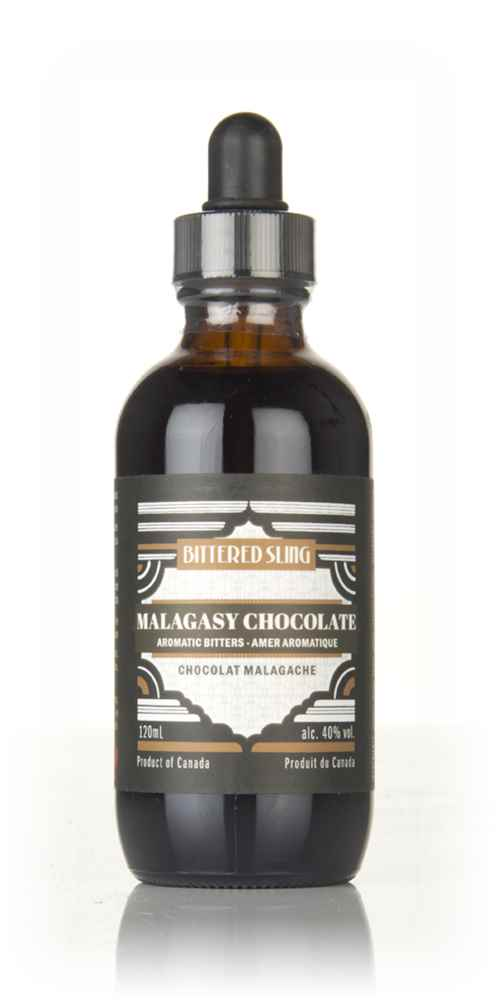 Bittered Sling Malagasy Chocolate Bitters