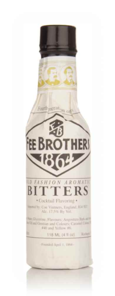Fee Brothers Old Fashion Aromatic Bitters