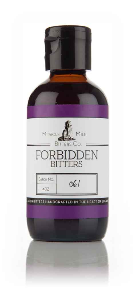 Miracle Mile Forbidden Bitters