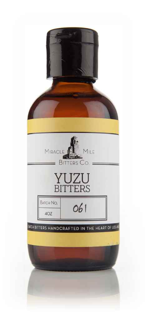 Miracle Mile Yuzu Bitters