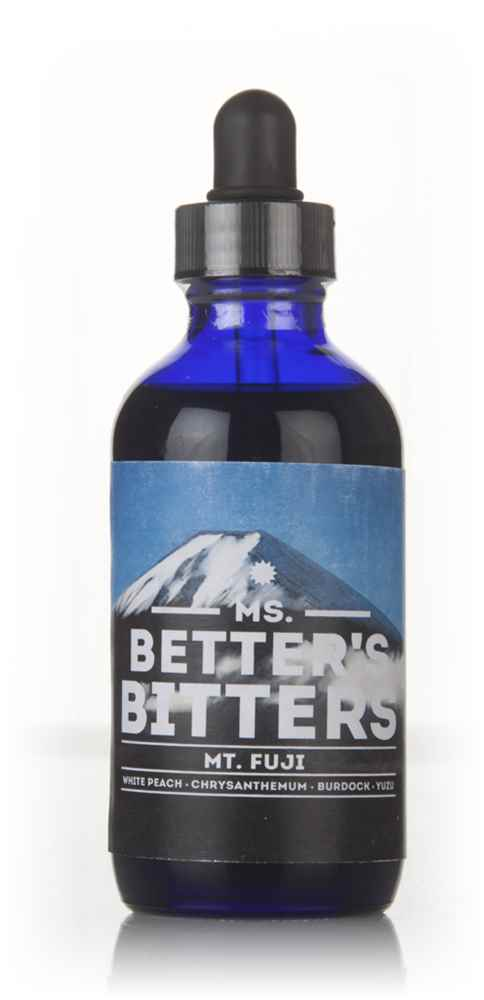 Ms. Better's Mt. Fuji Bitters