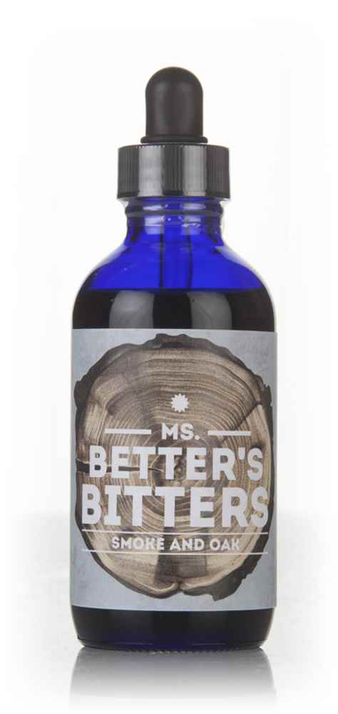 Ms. Better's Smoke & Oak Bitters