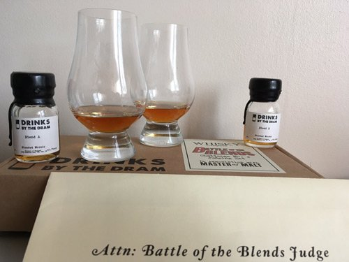 Battle of the Blends Whisky Magazine