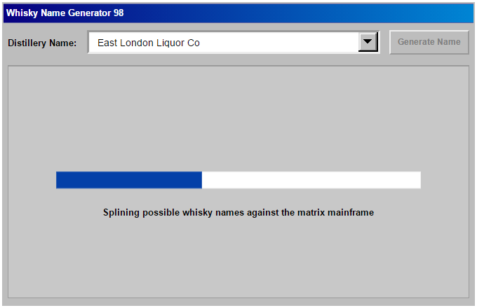Access the Whisky Name Generator Now! - Master of Malt Blog