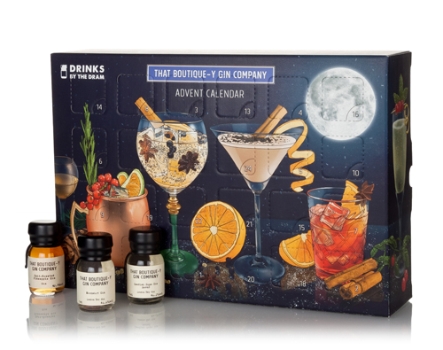 Boutique-y Gin Advent Calendars