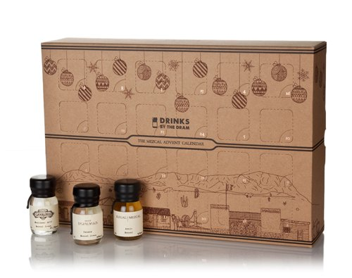Mezcal Advent calendars