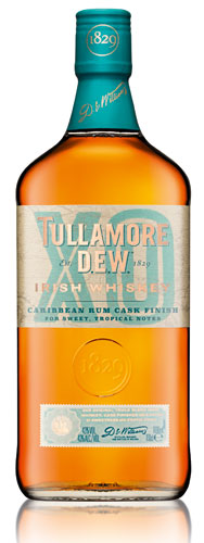 travel retail Tullamore DEW