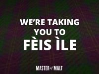 We're going to Fèis Ìle 2018!