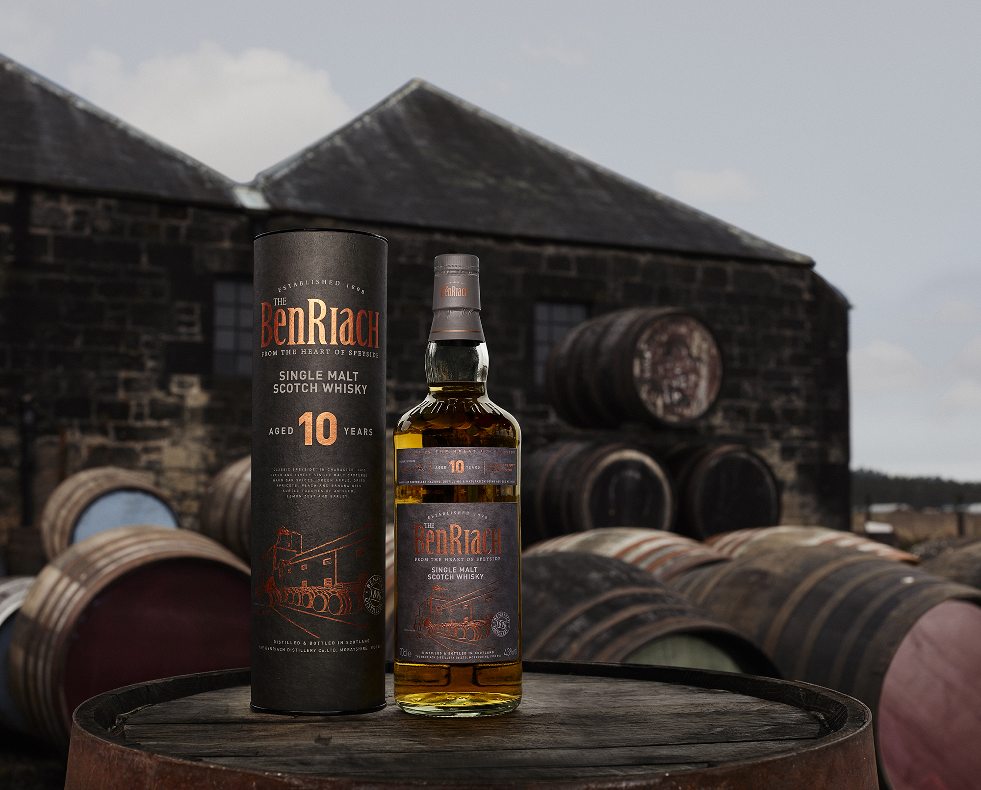 Win a VIP trip to BenRiach Distillery! - Master of Malt Blog
