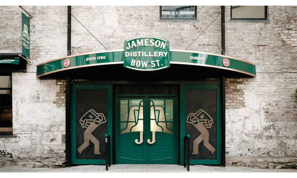 Jameson launches second Bow Street 18 Years Cask Strength