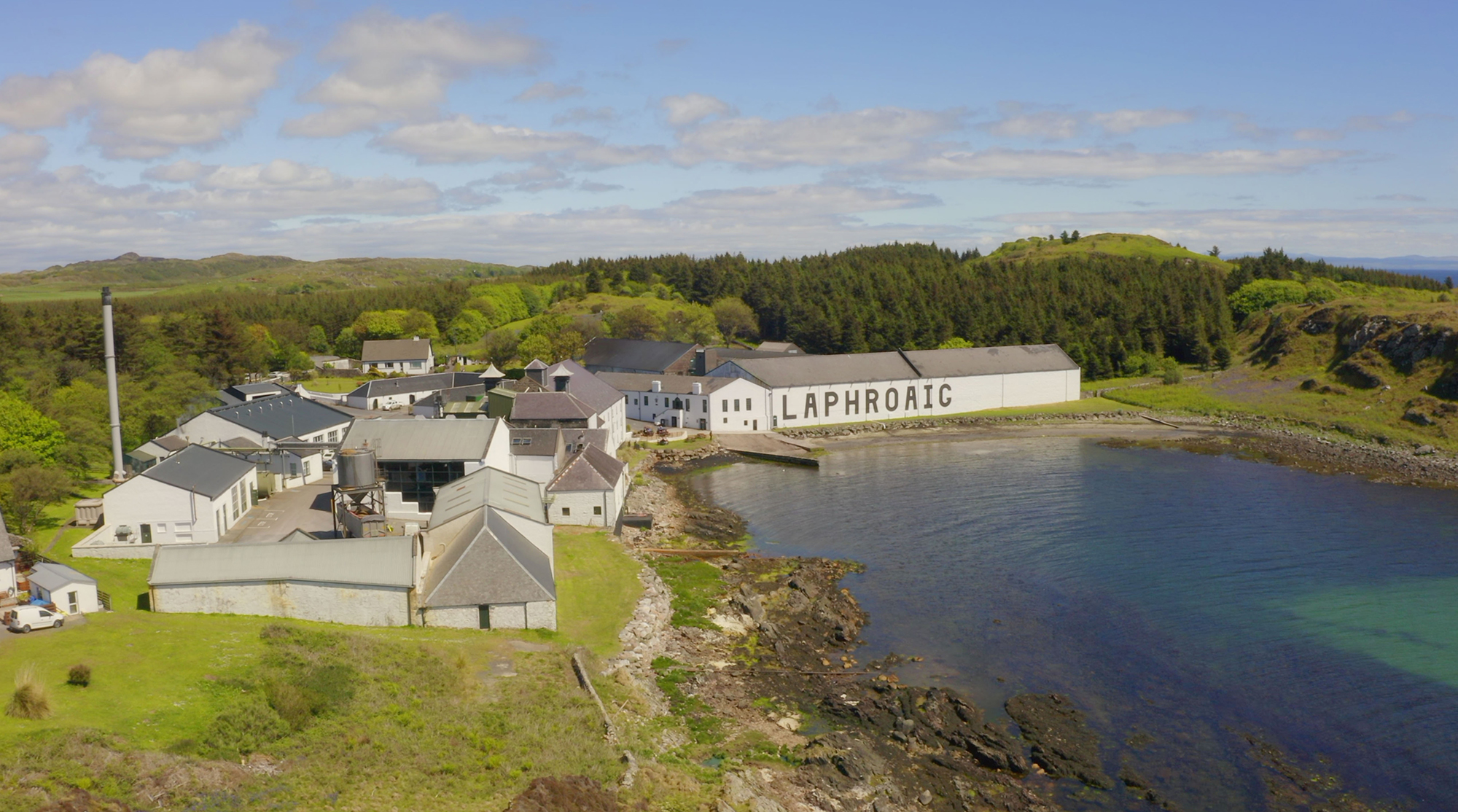 We put your Laphroaig questions to John Campbell!