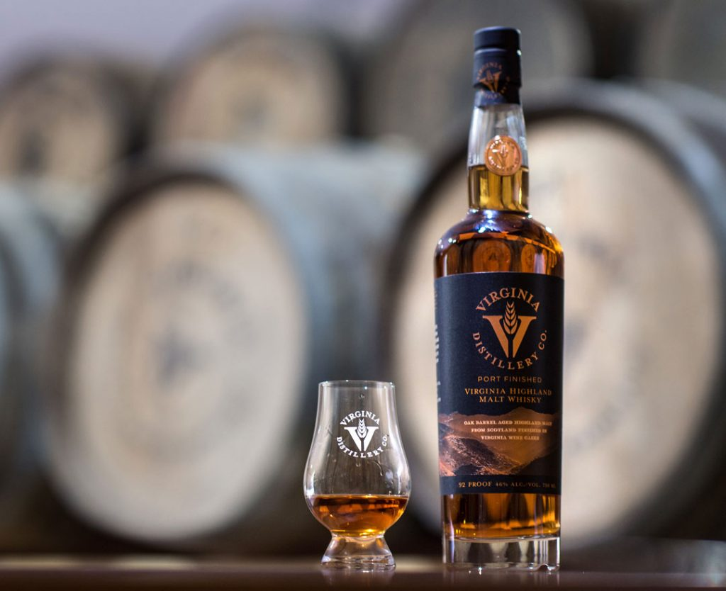 Virginia-Highland whisky