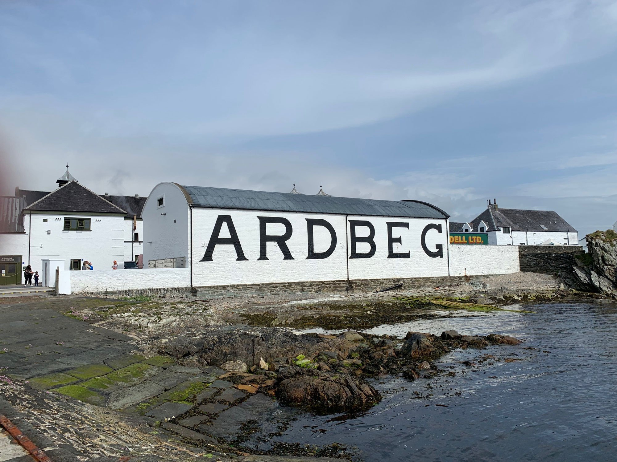 Ardbeg Mickey Heads