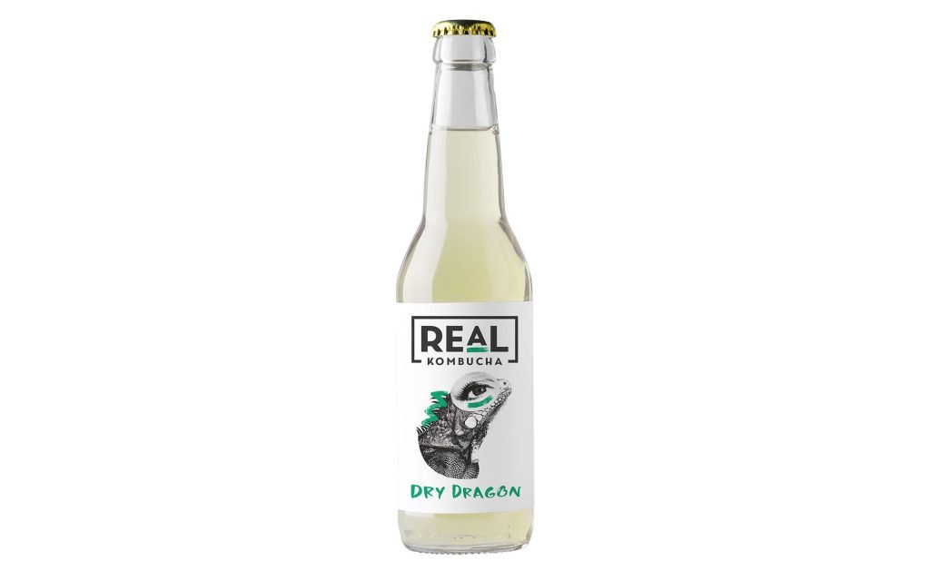 Real Kombucha's Dry Dragon