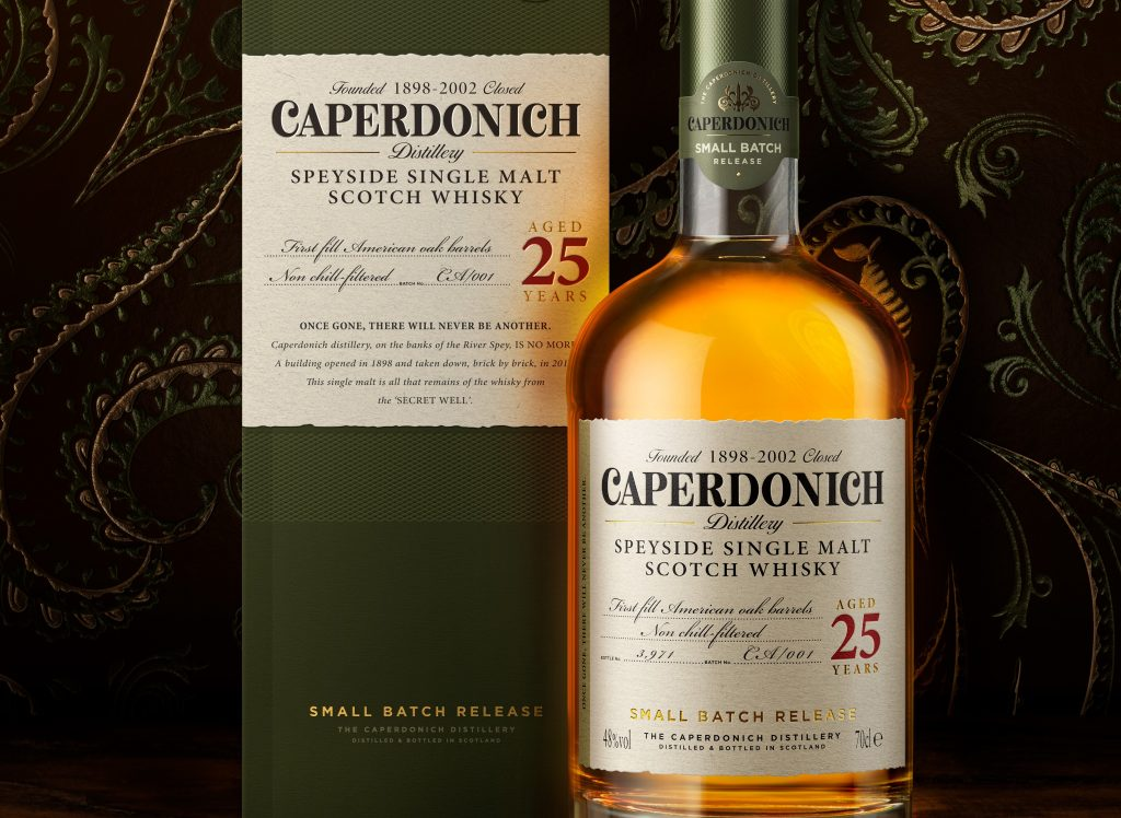 Caperdonich 25 Year Old Peated