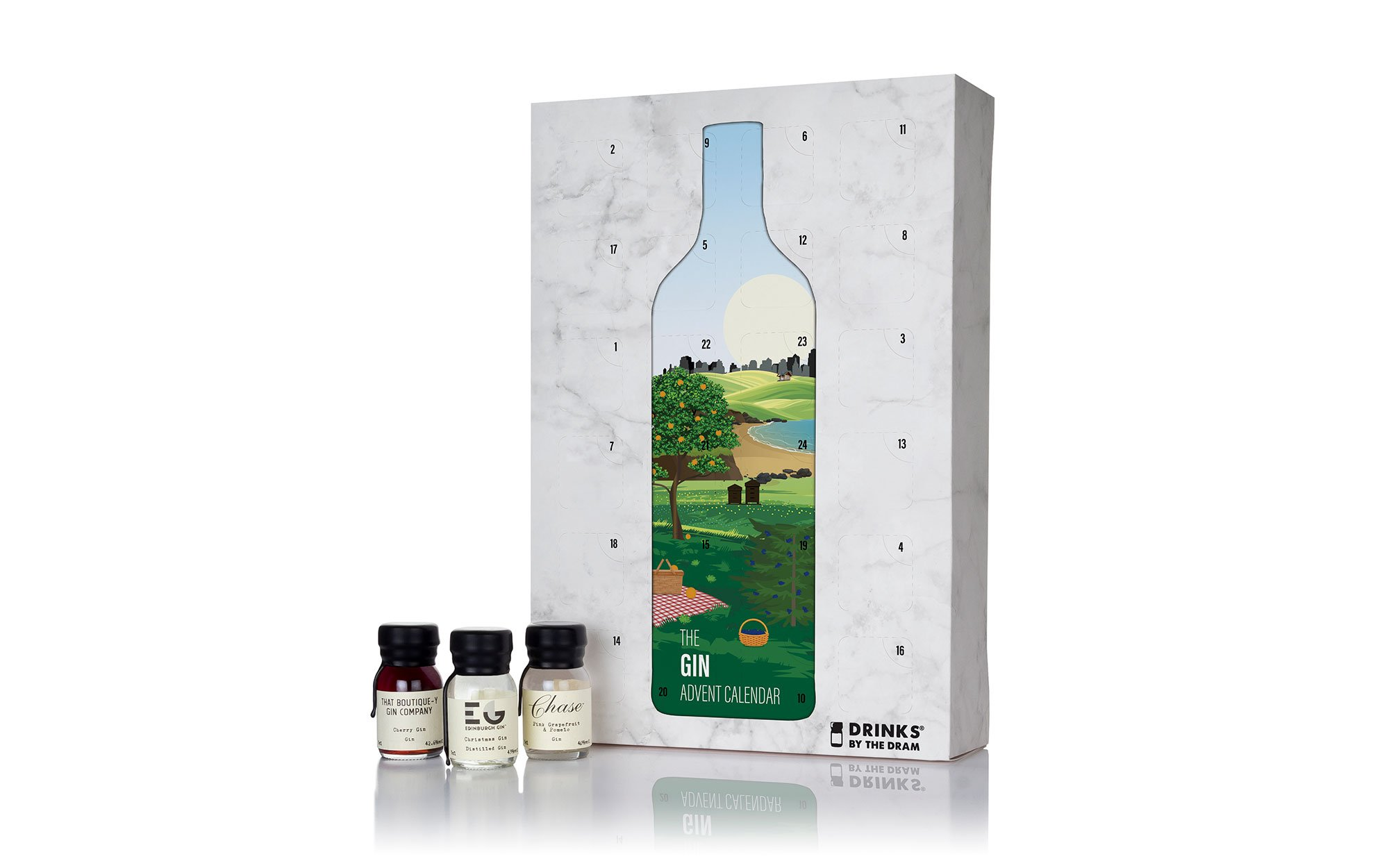 Gin Explorer Advent Calendar